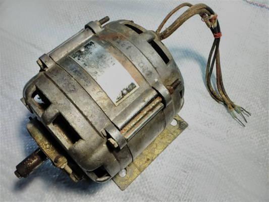 Электродвигатель АВЕ-071-4СУ4 для стиральной машины Ока, Донбас