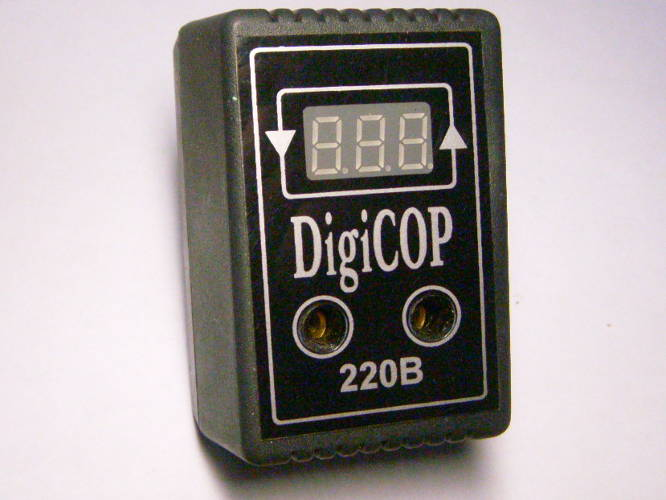 Программируемый автомат защиты от перепадов напряжения в сети DigiCop