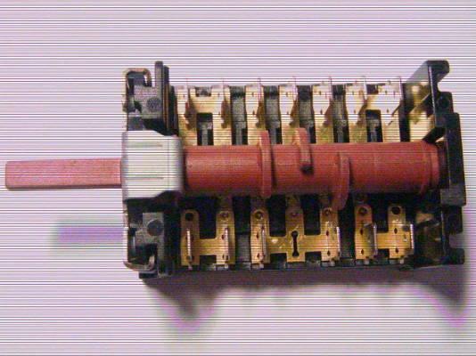5-позиционный переключатель 7LA Gottak 850511K для электроплиты