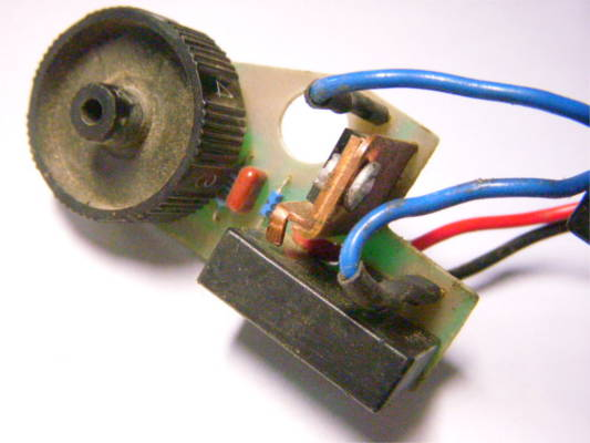 Регулятор оборотов электролобзика Craft JSV-650P