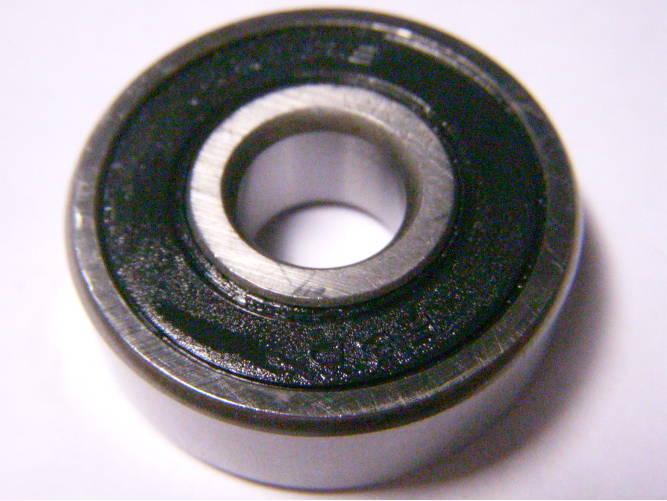 Шариковый подшипник 6301-2RS размером 12*37*12 мм
