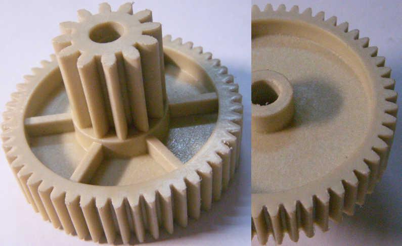 Шестерня 65*25-z12-h42 для электромясорубки Moulinex