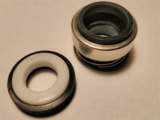 Торцевое уплотнение 301-16 с кольцом 26 мм