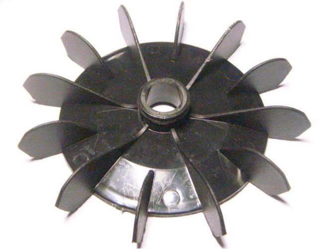 Охлаждающая крыльчатка двигателя насоса 14*86-103 мм