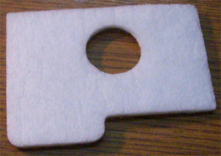 Воздушный фильтр бензопилы Stihl MS170, Stihl MS 180