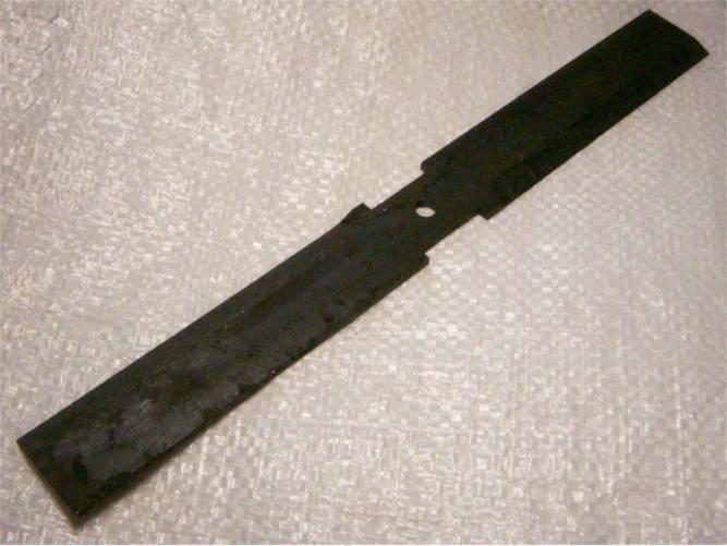 Калёный нож для электро-траворезки Лан-7
