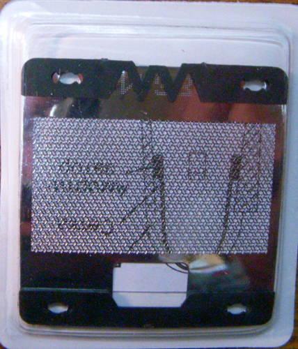 Сетка стригущей головки электробритвы Эра-100
