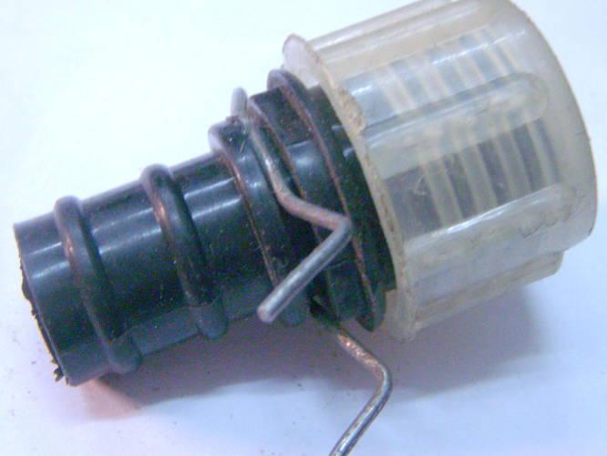 Пластиковое устройство слива стиральной машины Рига