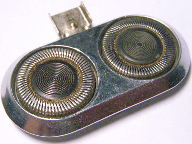 Металлическая стригущая головка электробритвы ХАРЬКОВ 51М