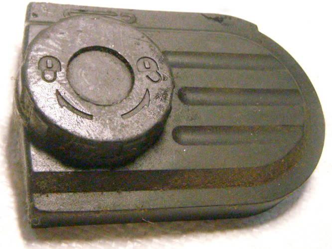 Крышка корпуса натяжителя цепи электропилы
