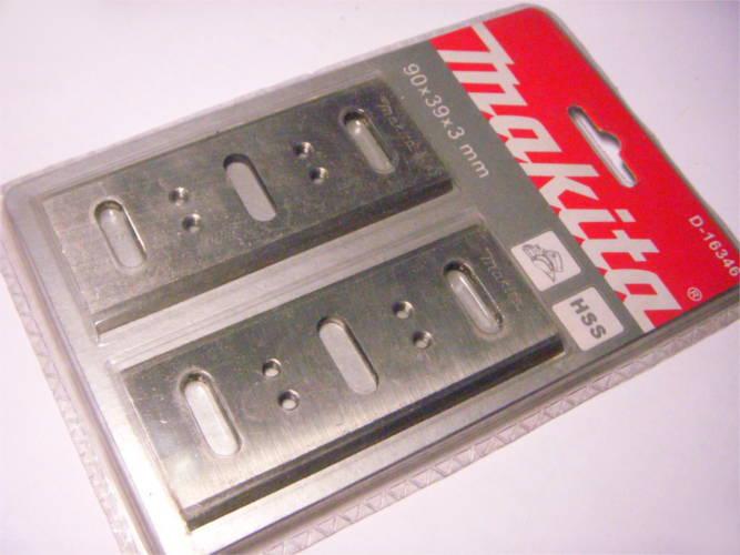 Комплект ножей 90*39*3 для электрорубанка Makita, ProCraft PE-1900