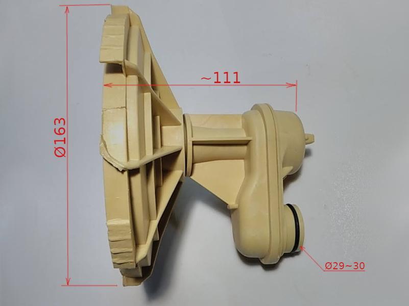 Диффузор для насосной станции Optima, Omhiaqua JET 100 /150