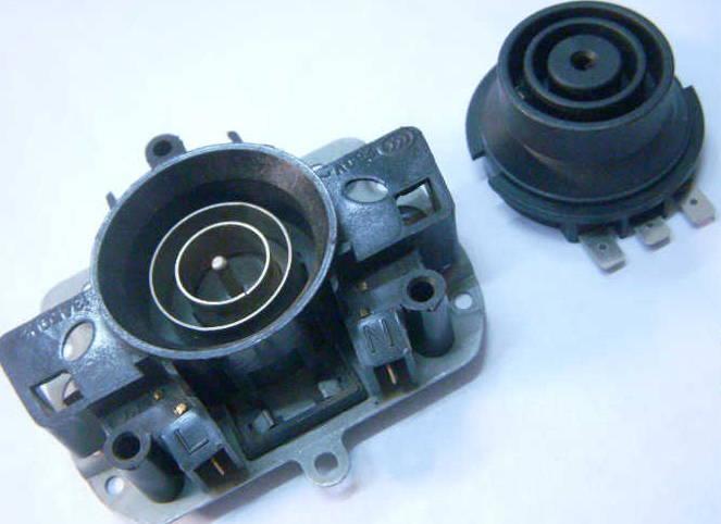 Контактная автоматика KSD-169-C электрочайника