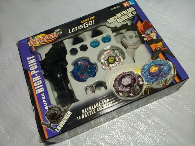 Детский игровой набор Beyblade Metal Fusion 8006