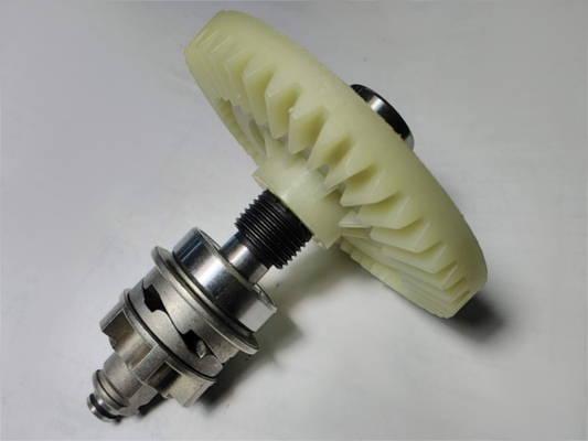 Узел редуктора d86*L96 цепной электропилы Craft-Tec EKS-2100, 2200