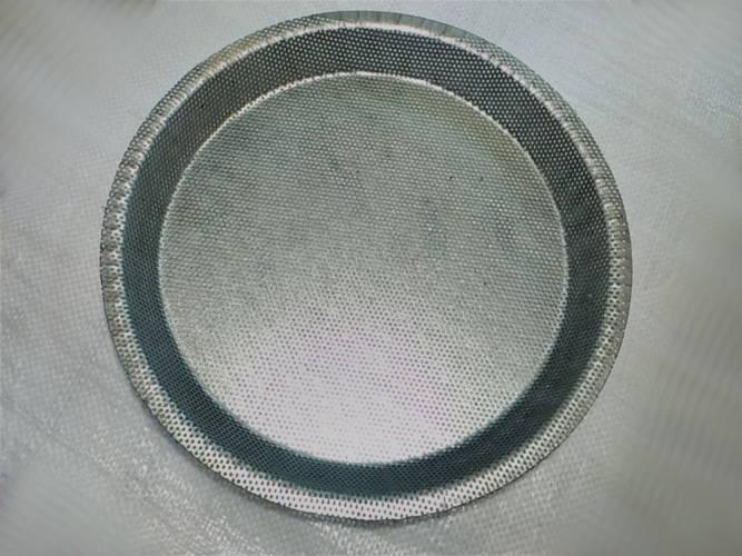 Круглая сетка d270*330*2.5 для зернодробилки