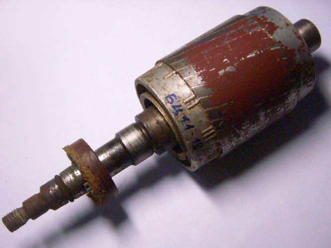 Восстановление вала ротора насоса БЦ-1.1-18-У1.1