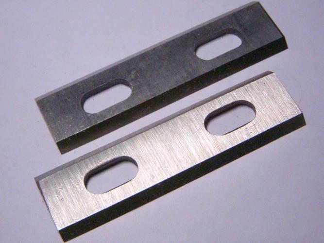Стальные ножи для электрорубанка Rebir, Фиолент Р2-82