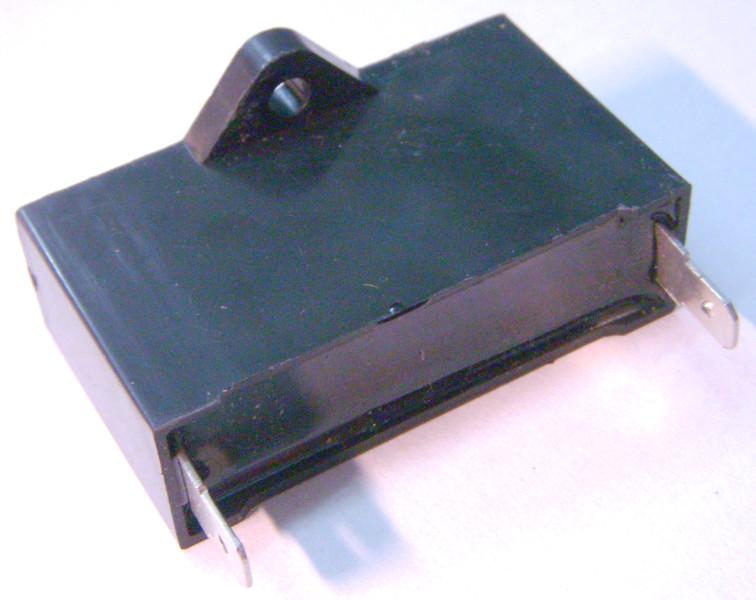 Конденсатор CBB51 6mF в пластиковом корпусе