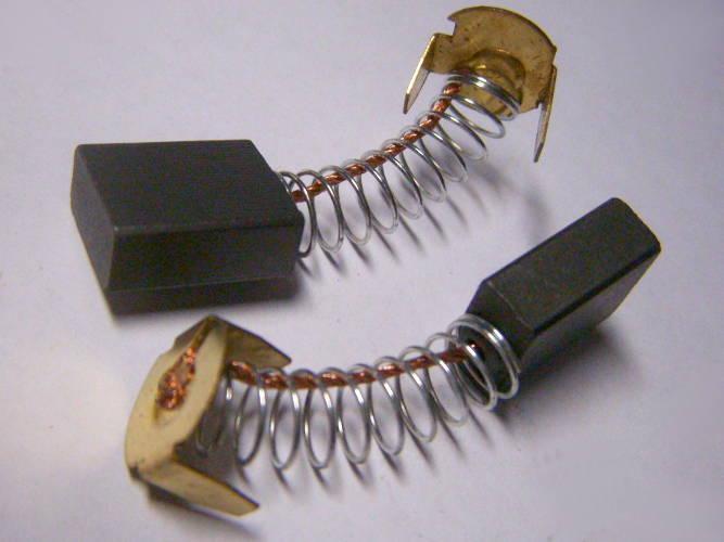 Щетки сечением 6.5*13.5 для дисковой электропилы