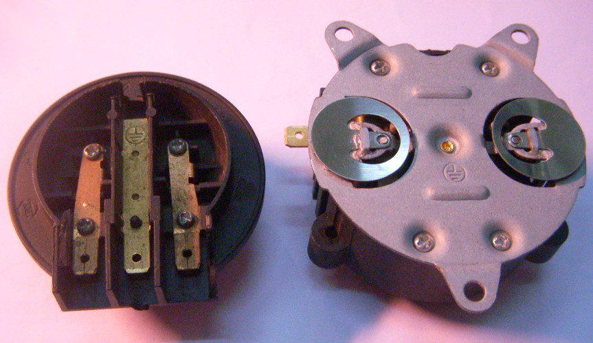 Контактный механизм TM-XG-1 для электрочайника A-плюс