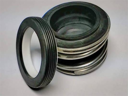 Прижимное торцевое уплотнение 109-28 с кольцом 43 мм