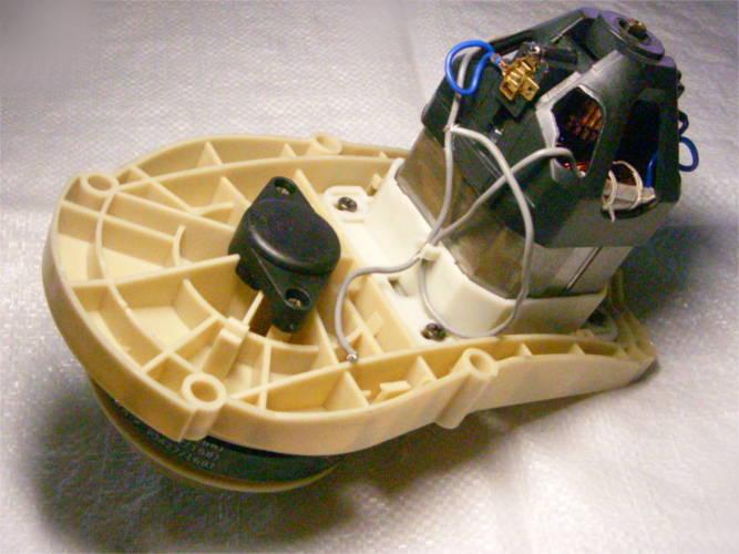 Электродвигатель в сборе газонокосилки EuroCraft, Forte, Limex, Kraissman, Vitals, AL-Ko