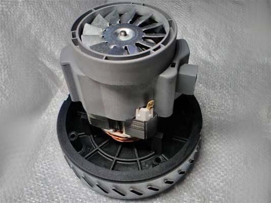 Итальянский двигатель Ametek 1000W h137*40-d145 для моющего пылесоса Thomas, Zelmer, DEX, Karcher