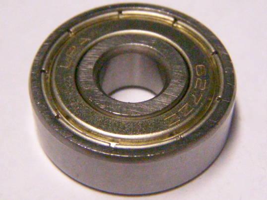 Шариковый подшипник 80027 закрытого типа размером 7*22*7 мм