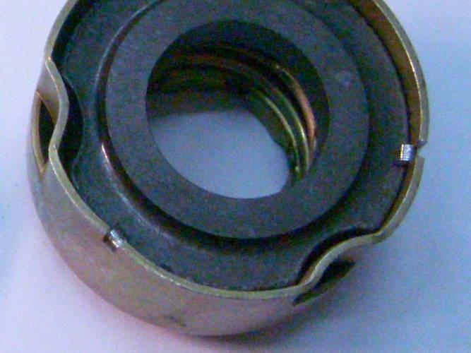 Жигулевский алюминиевый сальник для насоса БЦН
