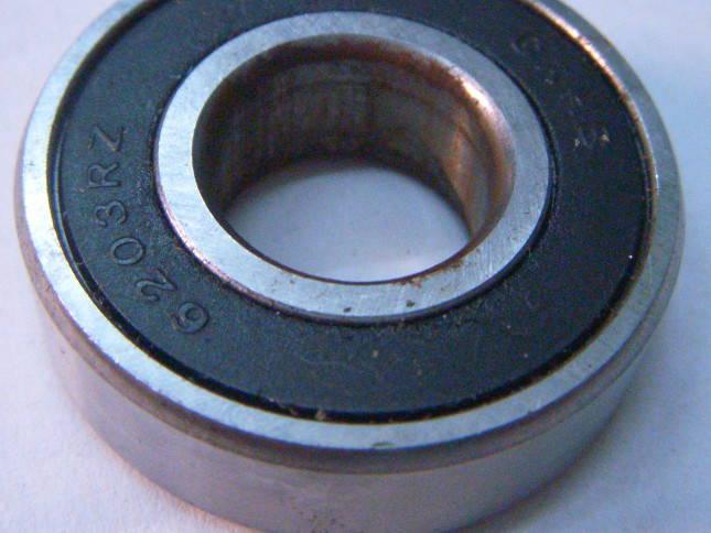 Подшипник 6203-RZ (17*40*12) для ротора насоса, электропилы