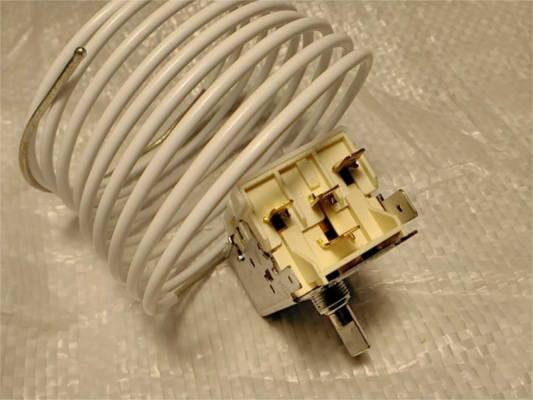 Терморегулятор для морозильной камеры ТАМ-125, К-56