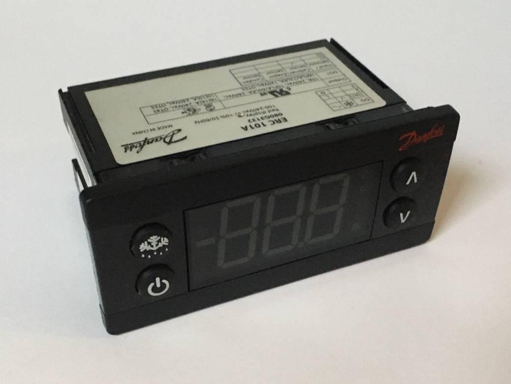 Цифровой Контроллер температуры Danfoss ERC101A