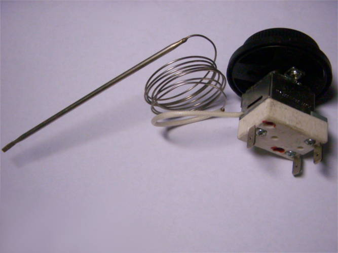 Трехконтактный терморегулятор ISITAN для электроплиты Rainford до 300°C