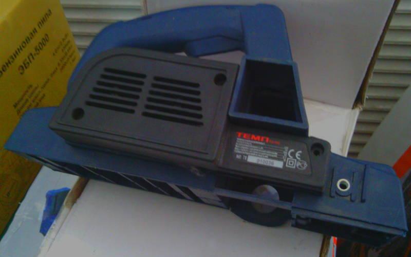 Корпус электро рубанка ТЕМП 1100Вт