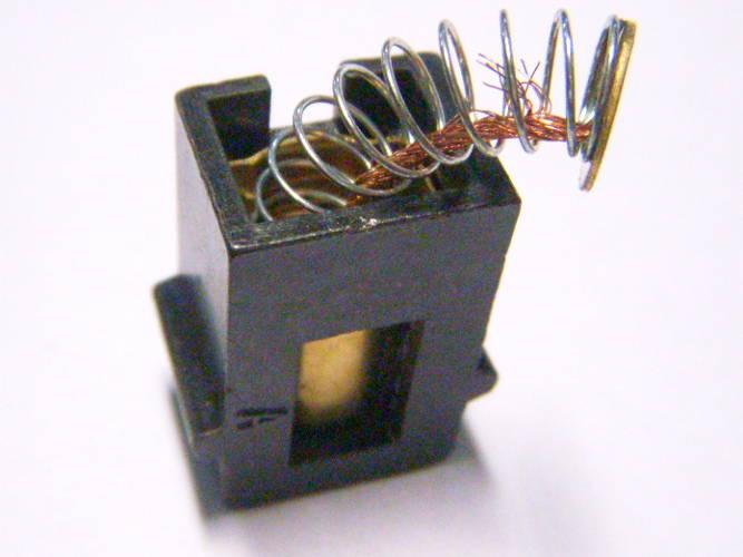 Щеткодержатель для болгарки, дрели, 12*15*h25 мм