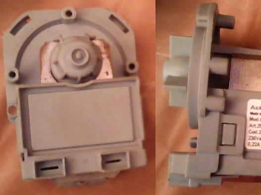 Сливной насос Askoll M50 Bosch для стиральной машины Bosch