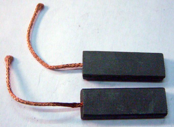 Щетки размером сечением 5*12 мм для двигателей стиральной машины