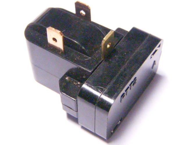 Пусковое реле РПЗП2 (РТТ2) на 1.2 Ампера для холодильника