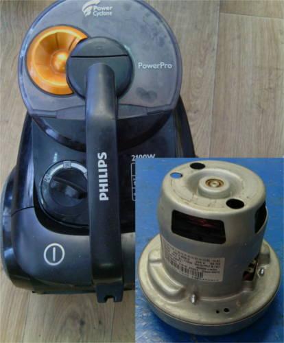 Электродвигатель пылесоса Philips Power Cyclon Pro
