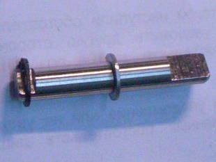 Вал d8*L42-h11 мм мешалки емкости хлебопечки