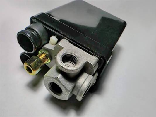 Однофазный блок 220В автоматики компрессора Forte с разветвителем
