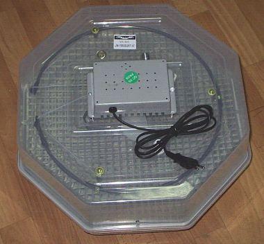 Инкубатор VI-60для всех видов домашней птицы и перепелов