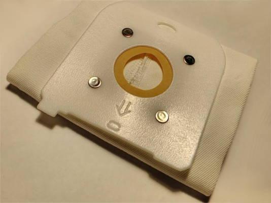 Тканевый пылесборник для пылесоса Saturn, Clatronic, Daewoo, Vitec, Scarlett