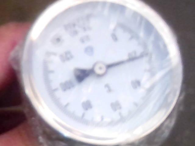 Котловой термометр 120°C заводской с паспортом