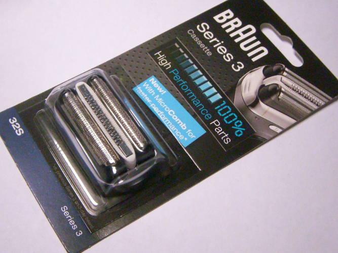 Стригущий блок электробритвы BrAun series 3 32S Braun 5415