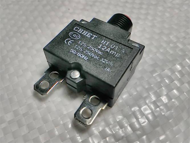 Тепловой отсекатель HT-01-A на 12 Amp AC/DC
