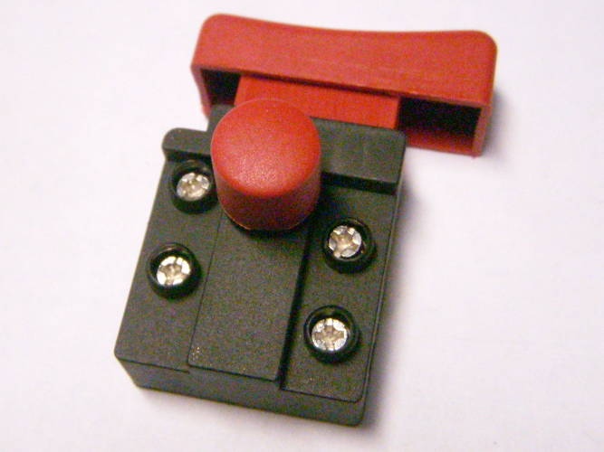 Кнопка FA337 FA4-6/2MB7 с фиксатором для шлифмашины