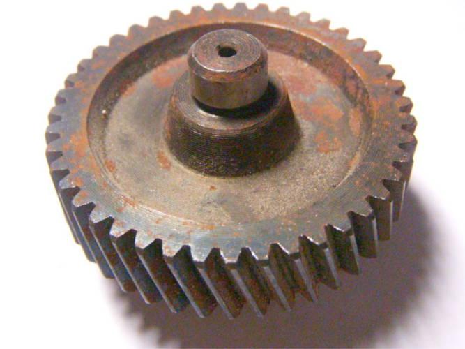 Шестерня 60мм*Z43 для отбойного молотка, каменолома Powertec