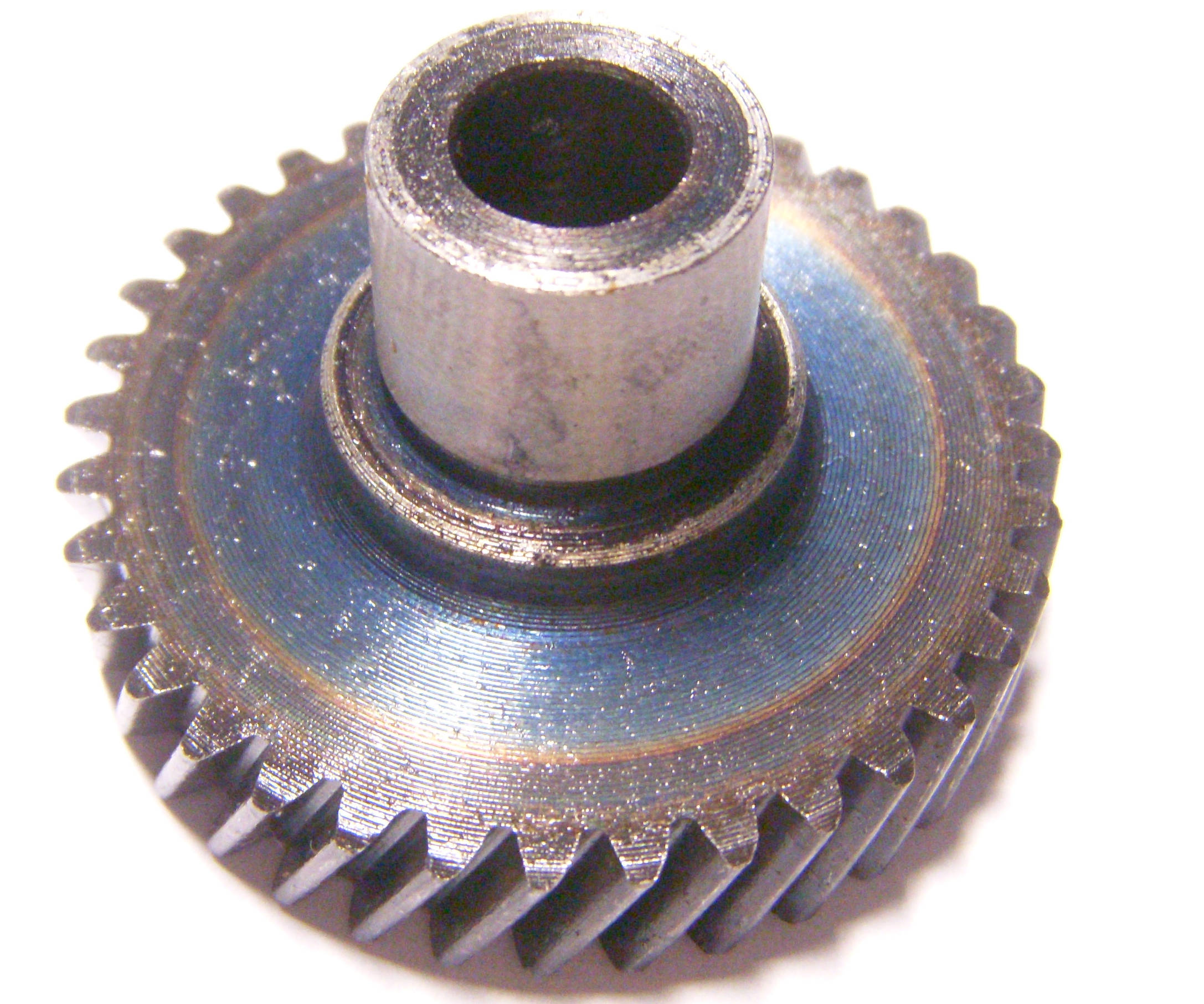 Ответная стальная шестерня d51*10*18xL31 на цепную электропилу